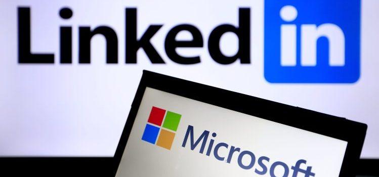 LinkedIn se integra a los productos y servicios Microsoft