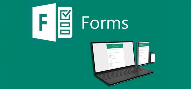 Ya está disponible Microsoft Forms para las cuentas de Office 365